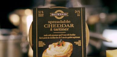 Balderson Spreadable Cheddar