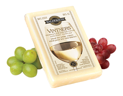 Balderson Vintners Cheddar for White Wine