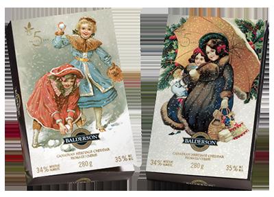 Balderson Holiday Gift Boxes