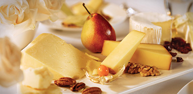 Selecting cheese