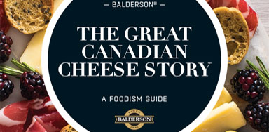 The Great Canadian Cheese Story